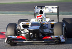 Formula One - Sauber Stock Photography