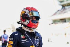 Formula One Spain Grand Prix. 10th May 2019, Circuit de Barcelona-Catalunya, Barcelona, Spain; Formula One Grand Prix of Spain, Friday free practice; Pierre stock image