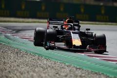 Formula One Spain Grand Prix royalty free stock photo