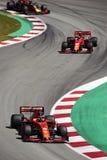 Formula One Spain Grand Prix stock image