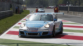Formula One Support Events with GP2 and Porsche Supercup Stock Images