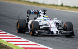 FORMULA ONE TEST DAYS - FELIPE MASSA Stock Image