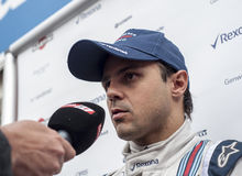 FORMULA ONE TEST DAYS - FELIPE MASSA Stock Photo