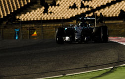 FORMULA ONE TEST DAYS - NICO ROSBERG Stock Photography