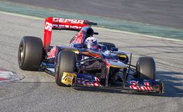 Formula One - Toro Rosso Stock Images