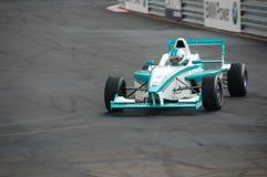 Formula race car. A formula race demonstration driven by a pro Stock Images