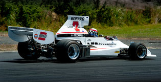 Formula 500 Race Car - Lola T400 Stock Photo