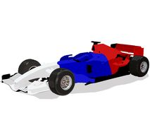 Formula 1 race car Stock Image
