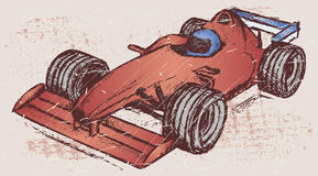 Formula 1 race Stock Images