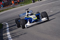 FORMULA RACING CAR Royalty Free Stock Photography