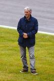 Formula 1 Racing Driver Royalty Free Stock Photos
