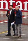 Formula 1 Racing Drivers Royalty Free Stock Photo