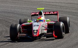 Formula Renault car royalty free stock image