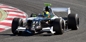 Formula Renault car Royalty Free Stock Photo