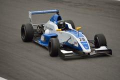 Formula Renault 2.0 car test at Monza Stock Photos