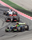 Formula Renault race Royalty Free Stock Photo