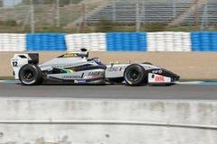 Formula Renault 3.5 Series 2014 - Matias Laine - Strakka Racing Stock Photos
