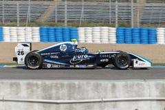 Formula Renault 3.5 Series 2014 - Meindert Van Buuren - Pons Rac Stock Photos