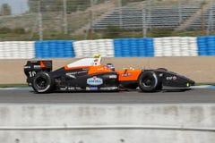 Formula Renault 3.5 Series 2014 - Nicholas Latifi - Tech 1 Racin Stock Photo