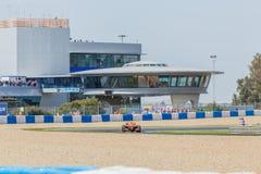 Formula Renault 3.5 Series 2014 - Nicholas Latifi - Tech 1 Racin Stock Photos