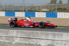 Formula Renault 3.5 Series 2014 - Roberto Merhi - Zeta Corse Royalty Free Stock Photo