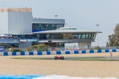 Formula Renault 3.5 Series 2014 - Roberto Merhi - Zeta Corse Royalty Free Stock Photos