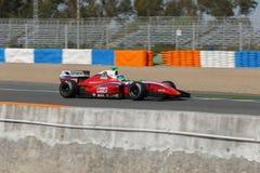 Formula Renault 3.5 Series 2014 - Roman Mavlanov - Zeta Corse Royalty Free Stock Photos