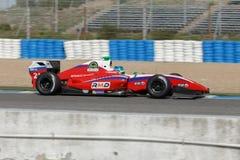 Formula Renault 3.5 Series 2014 - Roman Mavlanov - Zeta Corse Royalty Free Stock Photography