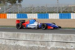 Formula Renault 3.5 Series 2014 - Sergey Sirotkin - Fortec Motor Stock Photos