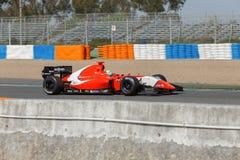 Formula Renault 3.5 Series 2014 - William Buller - Arden Motorsp Stock Photo