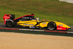 Kevin Magnussen. FORMULA RENAULT 3.5 SERIES Royalty Free Stock Photo