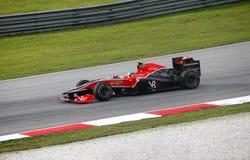 Formula 1 Sepang Aprile 2010 Fotografia Stock Libera da Diritti