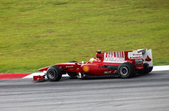 Formula 1. Sepang stock photo