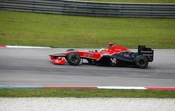 Formula 1. Sepang Stock Image