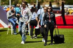 Formula 1 Spagna Grand Prix fotografia stock