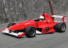 Formula Three racing car Stock Images