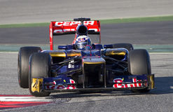 Formula 1 Toro Rosso Royalty Free Stock Images