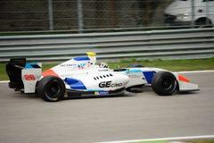 Formula V8 3.5 car driven by Beitske Visser Stock Photos