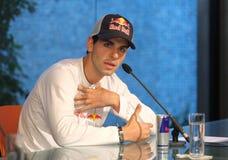 Formula1 Driver Jaime Alguersuari Royalty Free Stock Images
