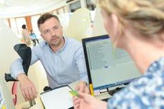 Formulaire de réclamation d'assurance-maladie photo stock