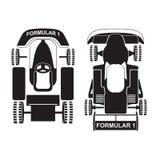Formular 1 Stock Photo