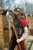 formularz człowiek wojsko stary Fotografia Royalty Free