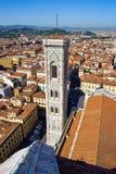 formularzowy Florence katedralny widok Zdjęcia Royalty Free