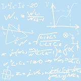 Formulas Royalty Free Stock Photo