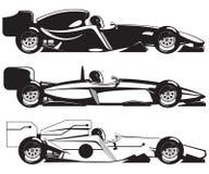 Formule 1 Royalty-vrije Stock Afbeeldingen