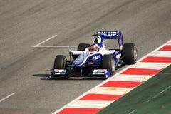 Formule 1 Photo libre de droits