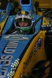 Formule 1 2005 saison, Giancarlo Fisichella Images libres de droits