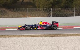 Formule 1 2012 Royalty-vrije Stock Foto's