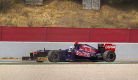 Formule 1 2012 Royalty-vrije Stock Afbeelding
