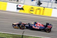 Formule 1 Auto Stock Foto's